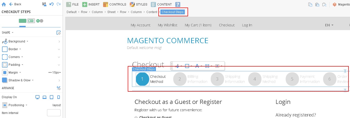 Checkout Steps (Magento, PrestaShop) - BillionAnswers