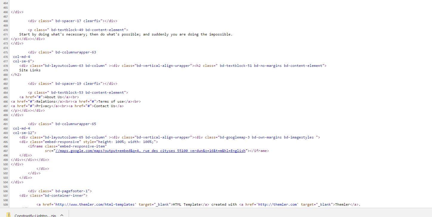 Nett Html Code Vorlagen Ideen - Entry Level Resume Vorlagen Sammlung ...