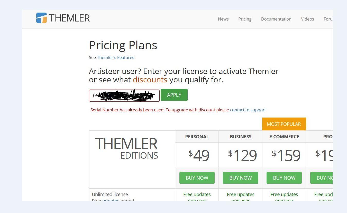 Ask subscription when save theme - BillionAnswers